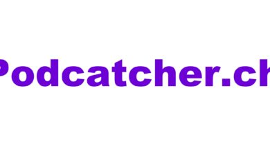 PodcatcherCH Logo