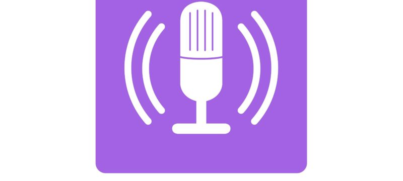 PodCatcher Podcast Logo