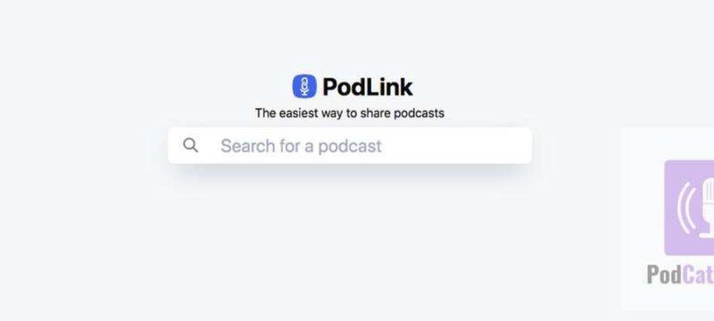 PodLink – einfach Podcasts teilen