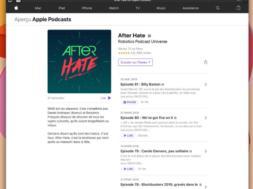 Apple Podcast – Bekommt endlich ein Web-Interface
