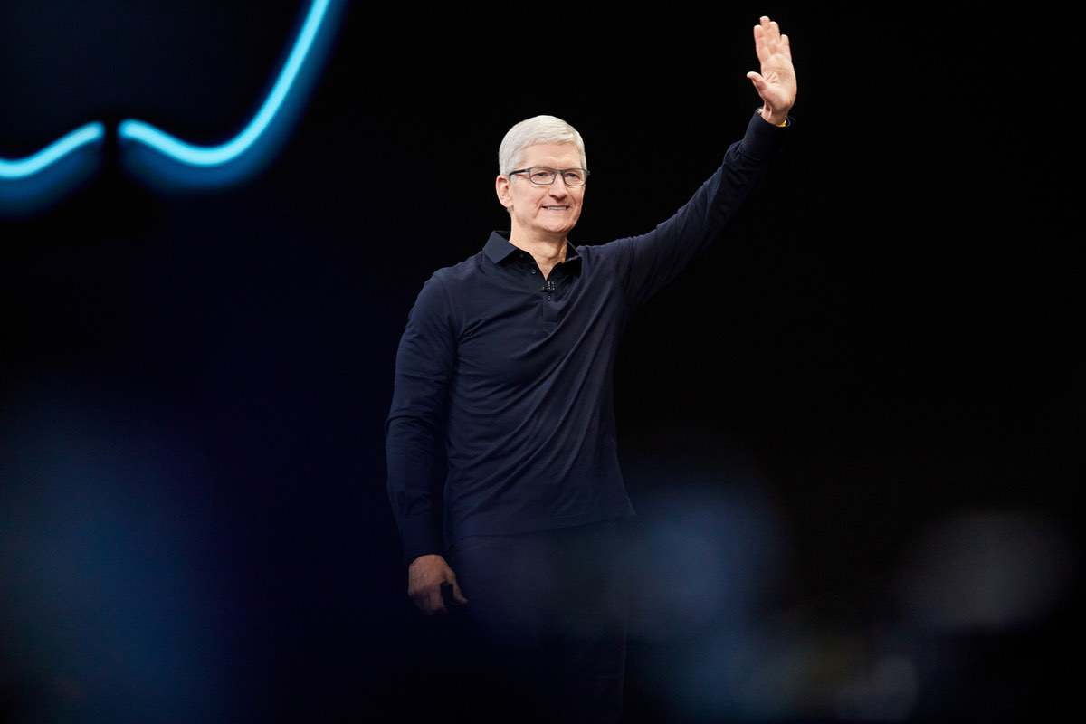 Apple Podcasts – Tim Cook – Ab macOS Catalina wird einiges anders