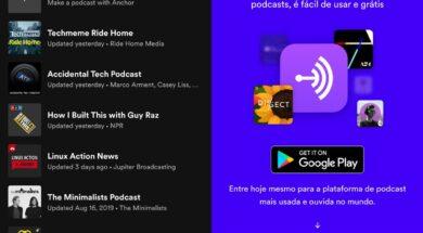 Podcasten mit Spotify? Der Musik-Streaming-Dienst testet «Podcast erstellen»