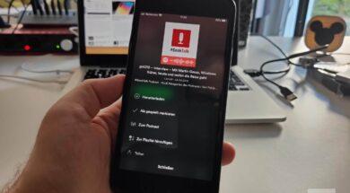 Spotify Podcast: Playlists