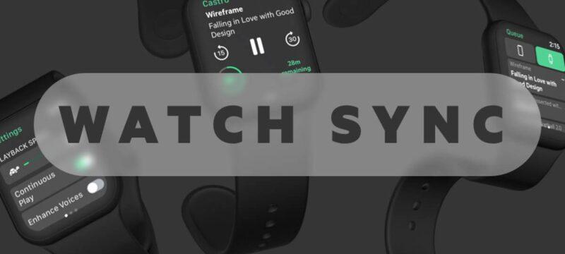 Watch-Sync