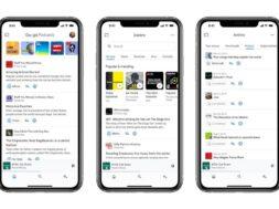 Google Podcasts für iOS