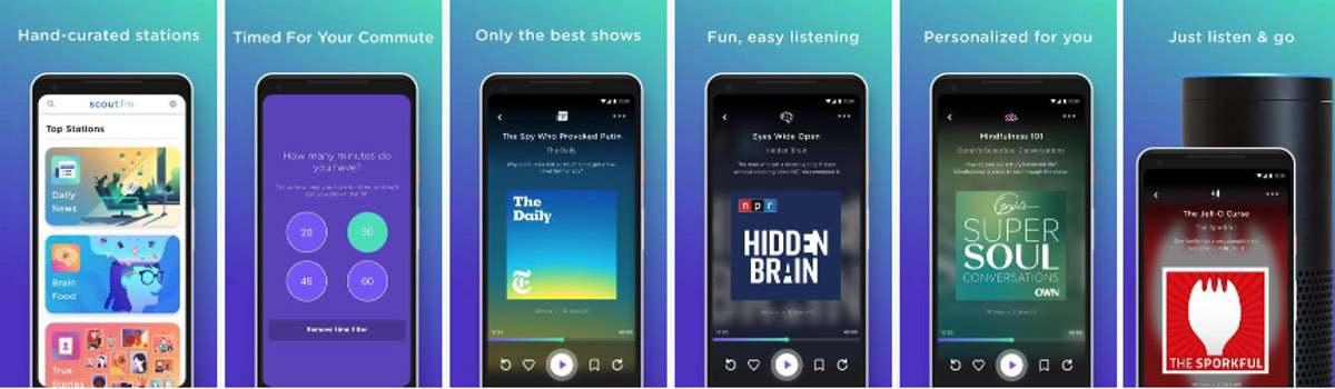 Scout FM – Apple kauft zu