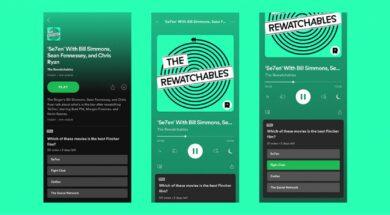 Spotify Umfragen im Podcast