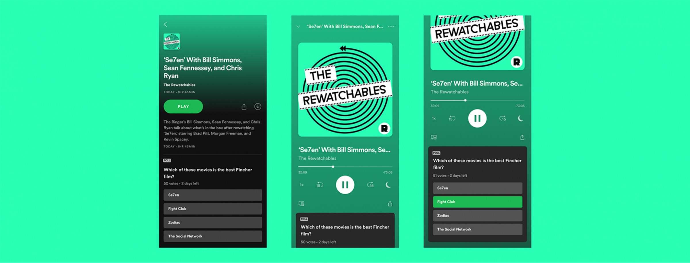 Umfragen im Podcast – Spotify bindet Podcast-Formate noch mehr an sich