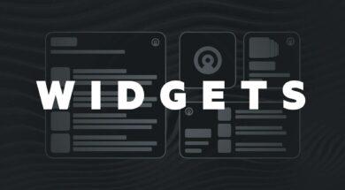 Castro Widget Update – Widgets-Title-Card