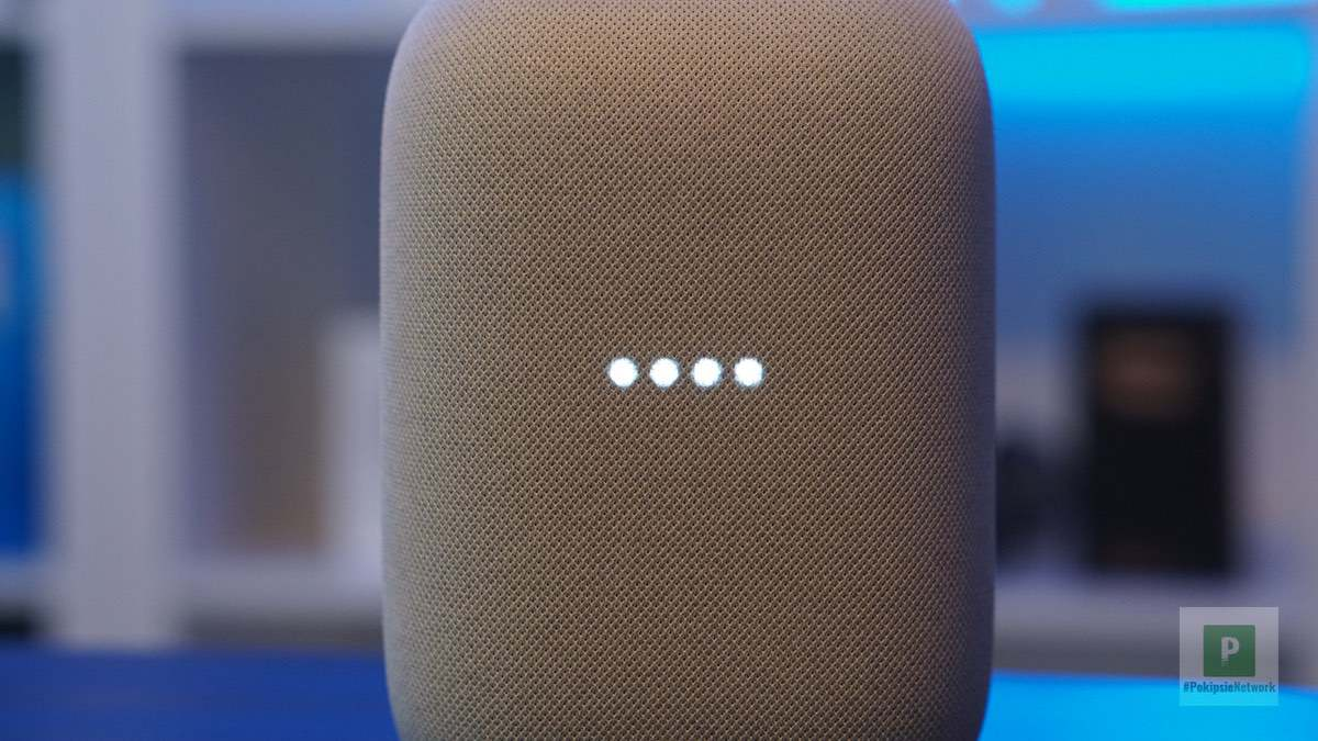 Google Nest Audio - LED-Feedback