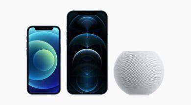 HomePod mini und iPhone 12