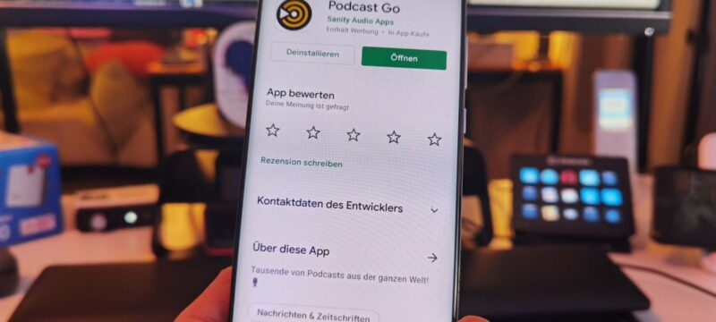 Podcast Go – Headerbild