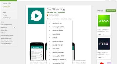 Chatstreaming
